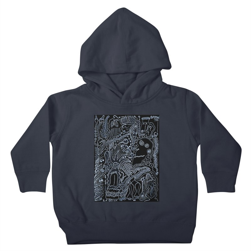 Scarface Kids Toddler Pullover Hoody by Baston's T-Shirt Emporium!
