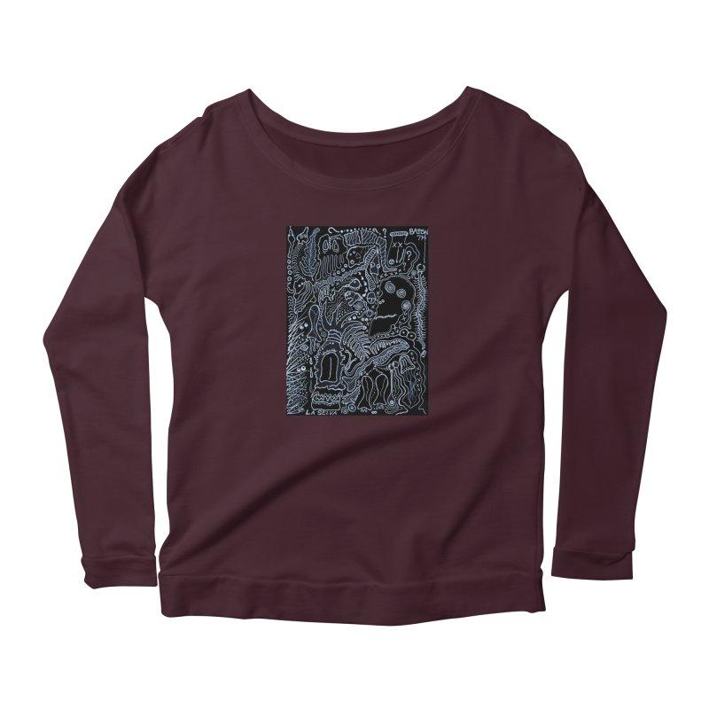 Scarface Women's Longsleeve T-Shirt by Baston's T-Shirt Emporium!