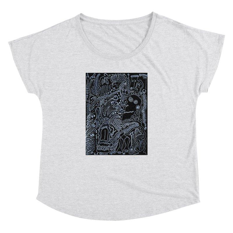 Scarface Women's Dolman Scoop Neck by Baston's T-Shirt Emporium!