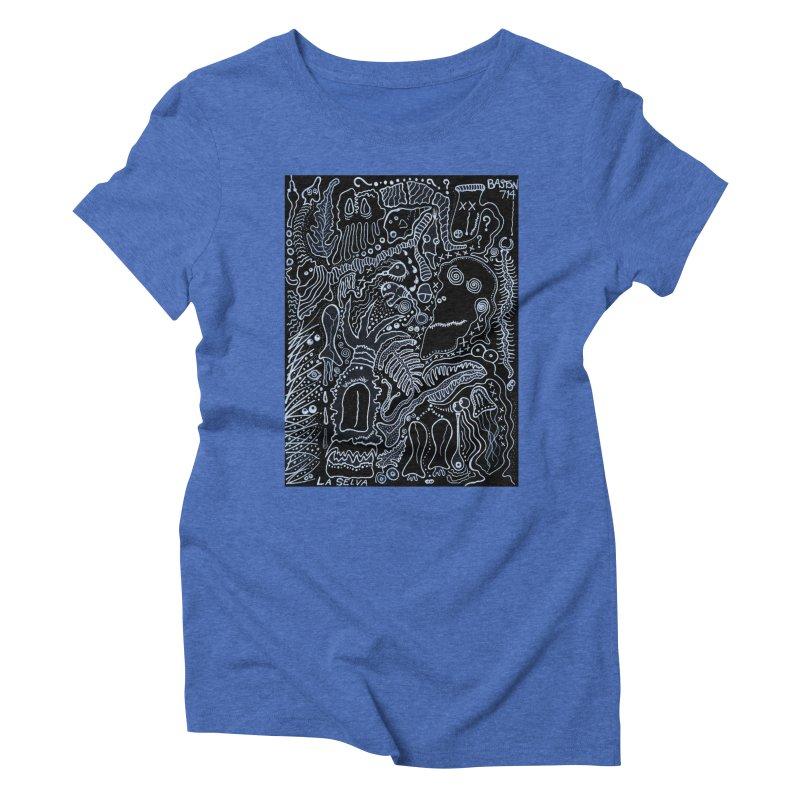 Scarface Women's Triblend T-Shirt by Baston's T-Shirt Emporium!