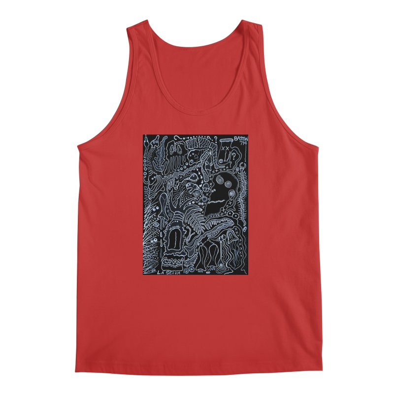 Scarface Men's Tank by Baston's T-Shirt Emporium!