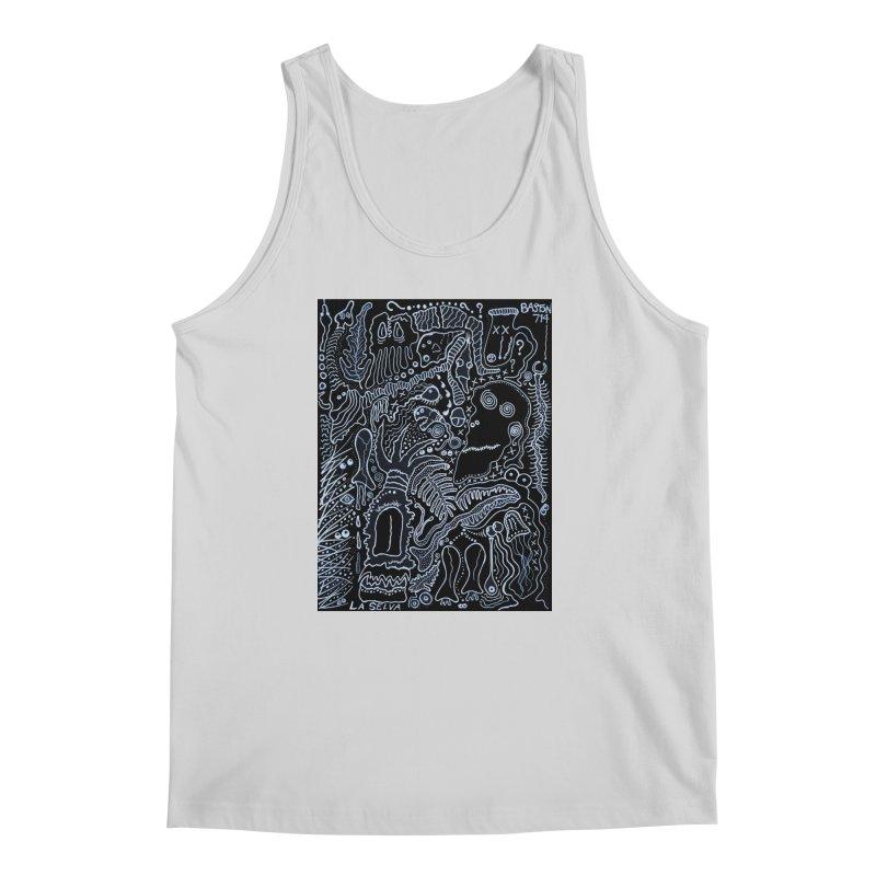 Scarface Men's Regular Tank by Baston's T-Shirt Emporium!