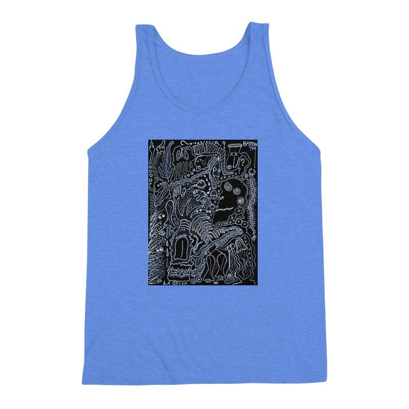 Scarface Men's Triblend Tank by Baston's T-Shirt Emporium!