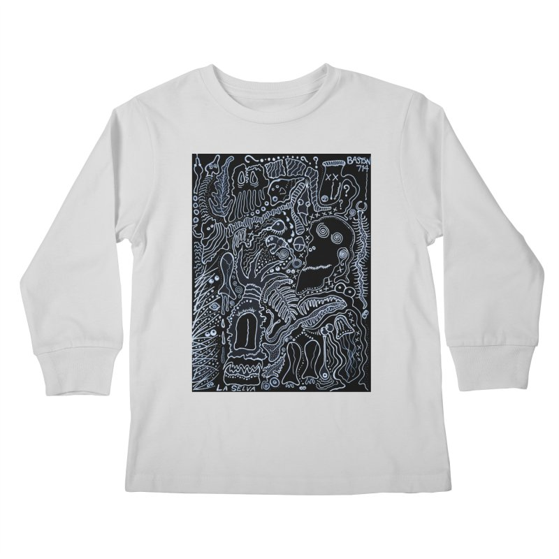 Scarface Kids Longsleeve T-Shirt by Baston's T-Shirt Emporium!