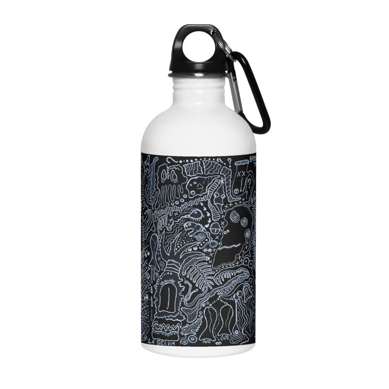 Scarface Accessories Water Bottle by Baston's T-Shirt Emporium!