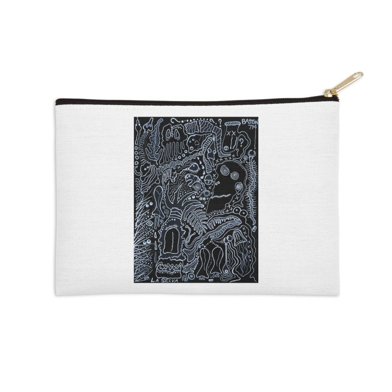 Scarface Accessories Zip Pouch by Baston's T-Shirt Emporium!