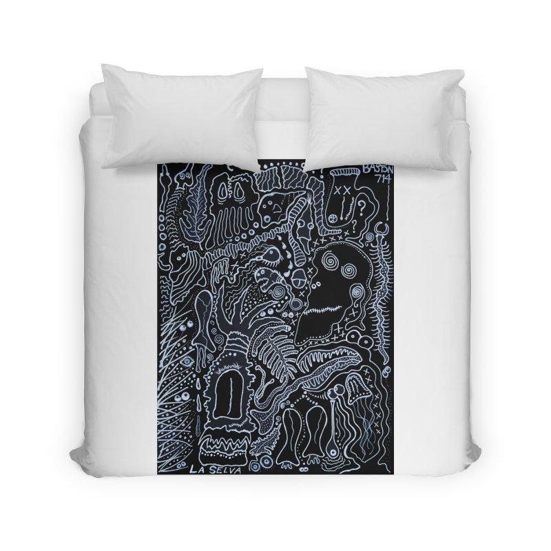 Scarface Home Duvet by Baston's T-Shirt Emporium!