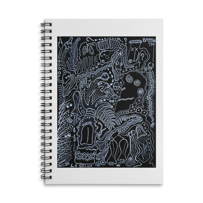 Scarface Accessories Lined Spiral Notebook by Baston's T-Shirt Emporium!