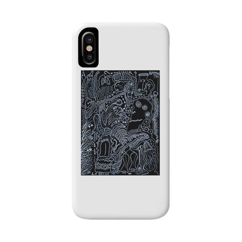 Scarface Accessories Phone Case by Baston's T-Shirt Emporium!