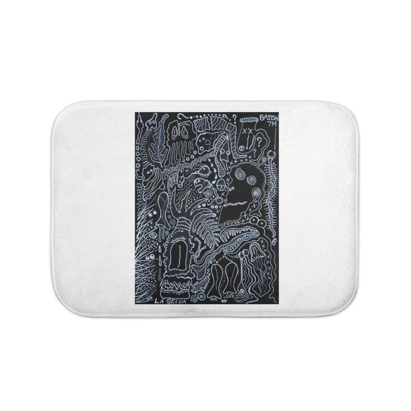 Scarface Home Bath Mat by Baston's T-Shirt Emporium!
