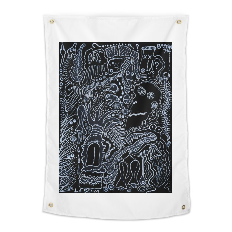 Scarface Home Tapestry by Baston's T-Shirt Emporium!