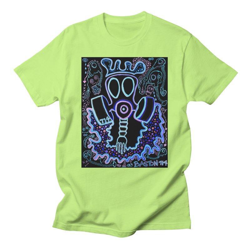 The Traveler Men's T-Shirt by Baston's T-Shirt Emporium!