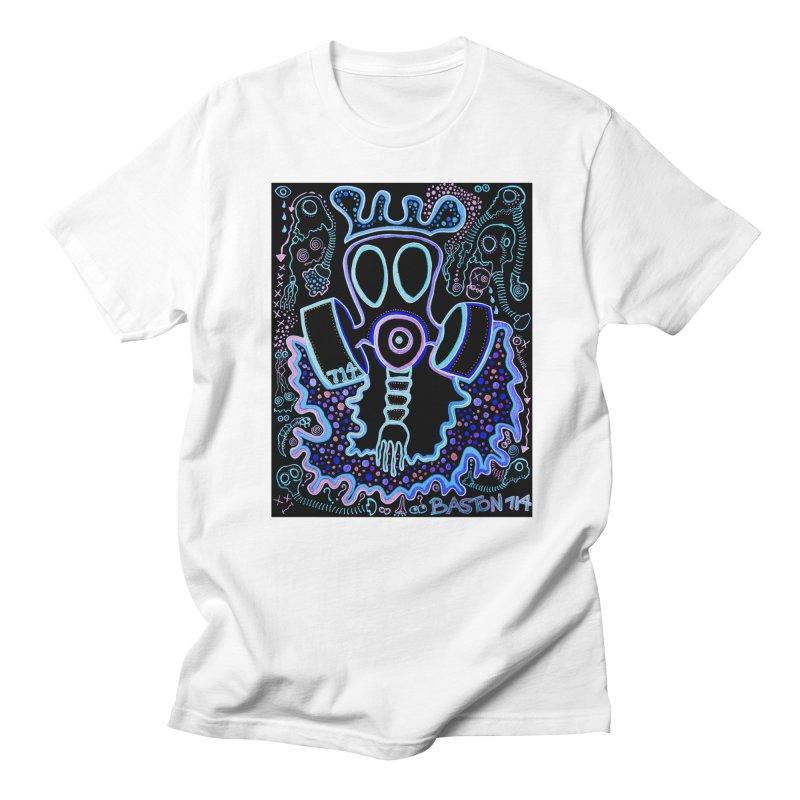 The Traveler Men's Regular T-Shirt by Baston's T-Shirt Emporium!