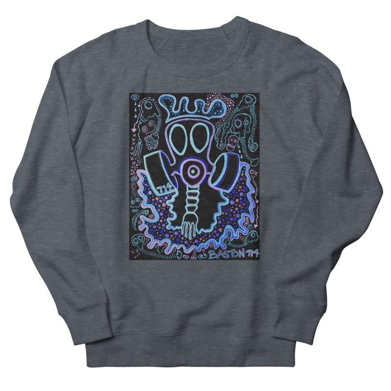 The Traveler Women's French Terry Sweatshirt by Baston's T-Shirt Emporium!