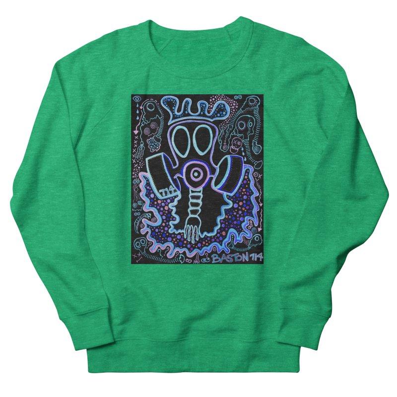The Traveler Men's French Terry Sweatshirt by Baston's T-Shirt Emporium!