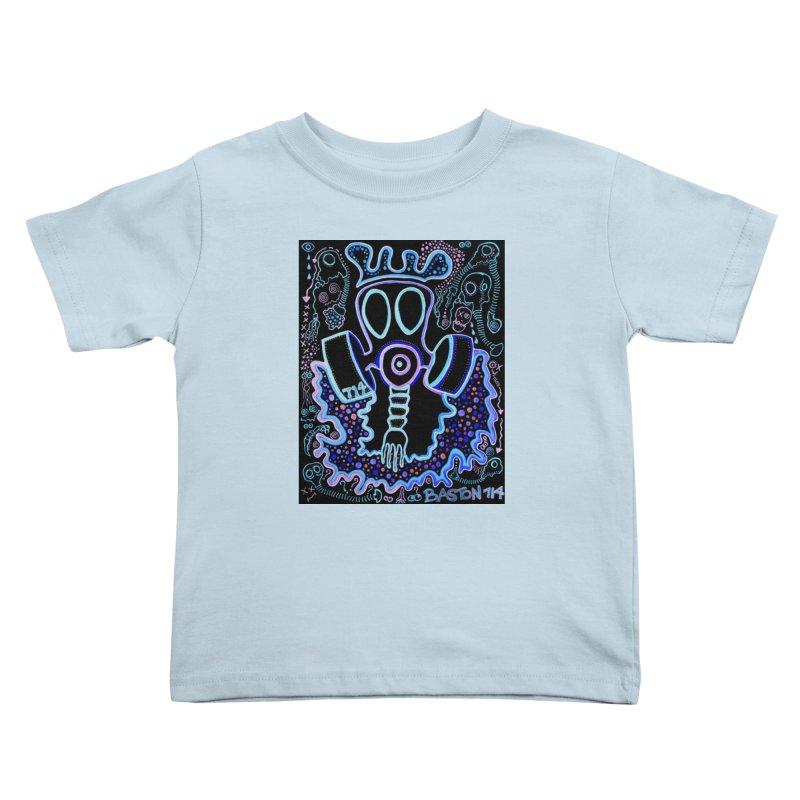 The Traveler Kids Toddler T-Shirt by Baston's T-Shirt Emporium!