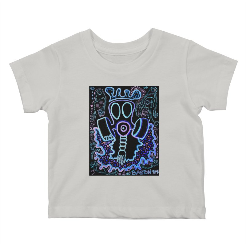 The Traveler Kids Baby T-Shirt by Baston's T-Shirt Emporium!