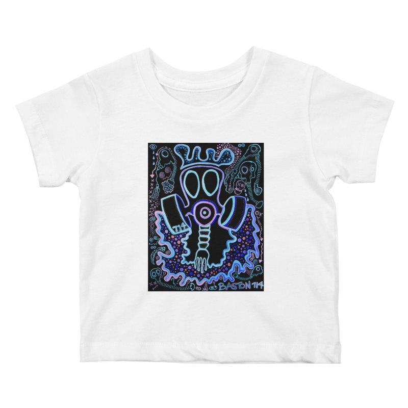 The Traveler Kids Baby T-Shirt by Baston's T-Shirt Emporium!