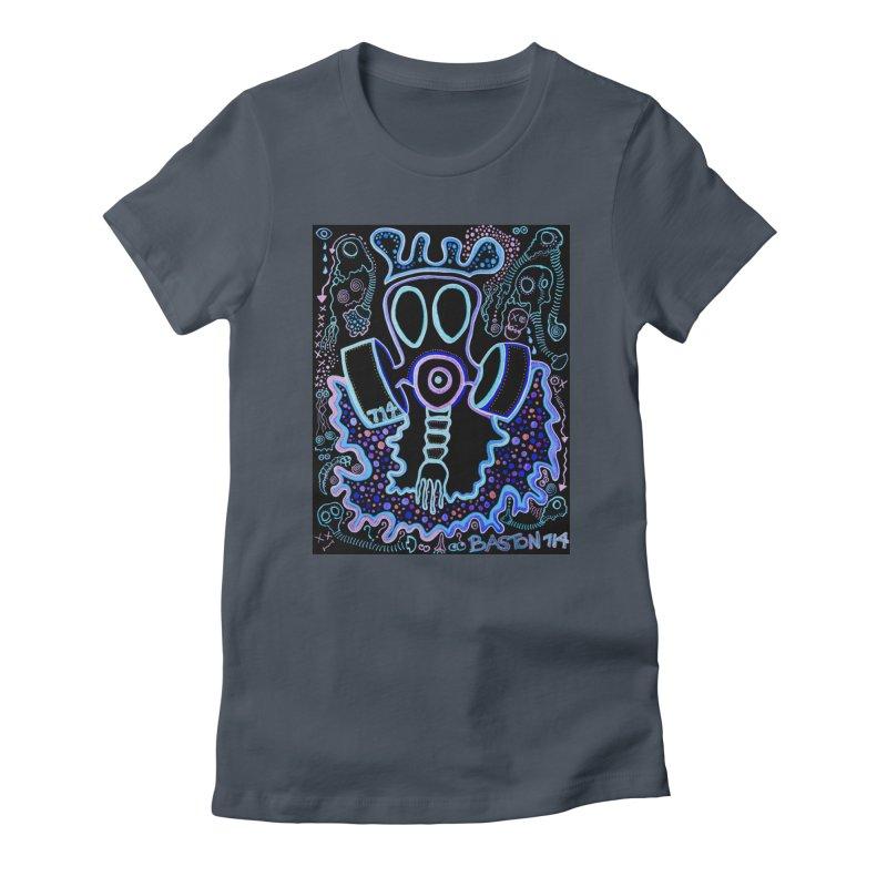 The Traveler Women's T-Shirt by Baston's T-Shirt Emporium!