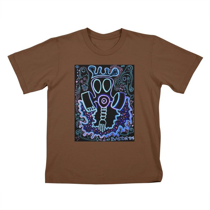 The Traveler Kids T-Shirt by Baston's T-Shirt Emporium!