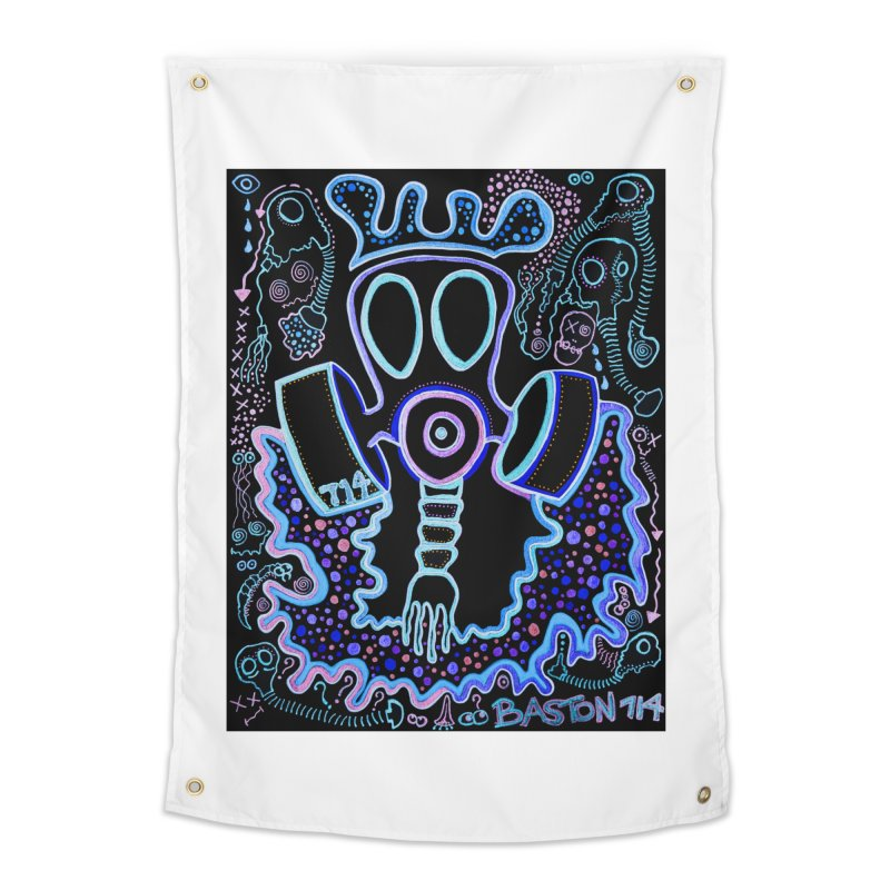 The Traveler Home Tapestry by Baston's T-Shirt Emporium!