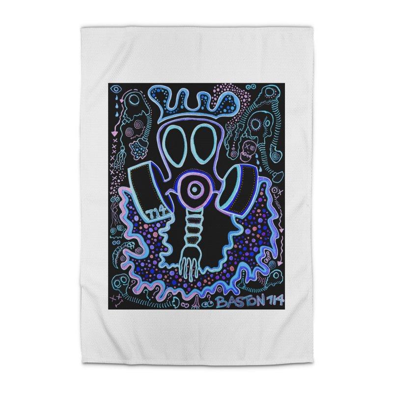 The Traveler Home Rug by Baston's T-Shirt Emporium!