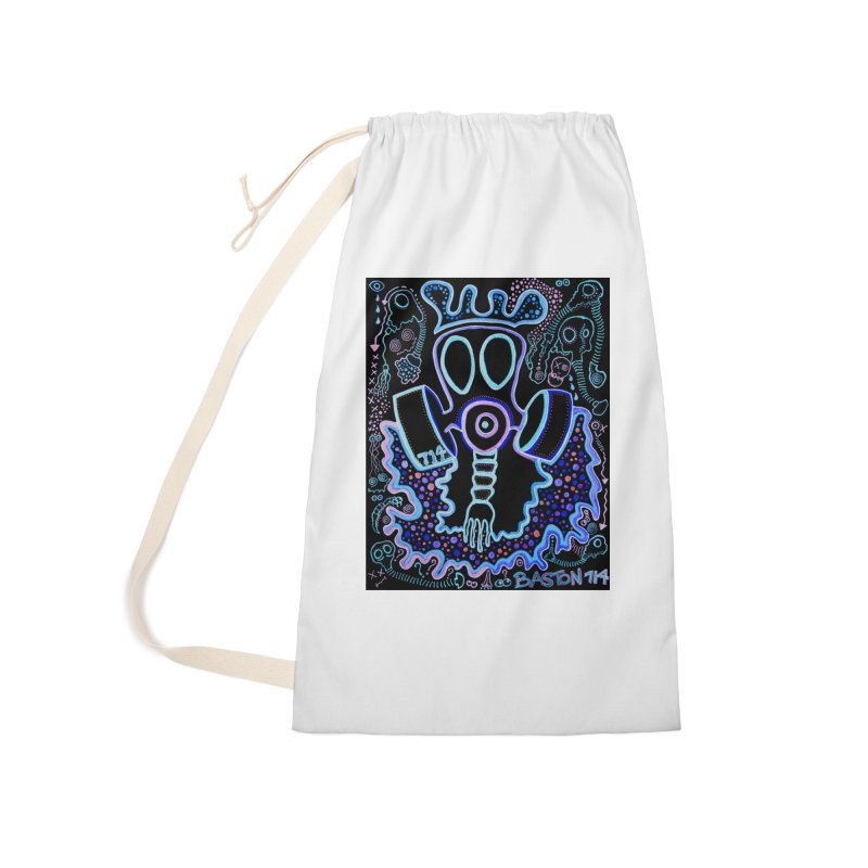 The Traveler Accessories Laundry Bag Bag by Baston's T-Shirt Emporium!