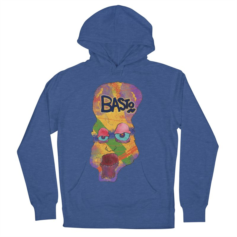 Big Head! Women's French Terry Pullover Hoody by Baston's T-Shirt Emporium!