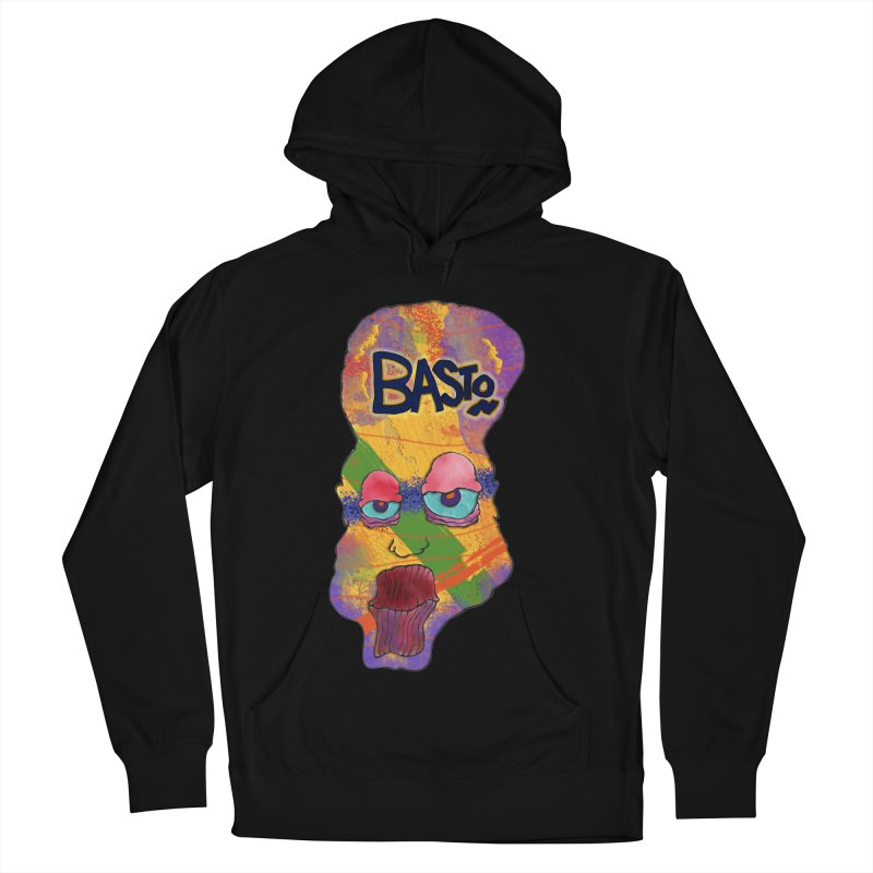 Big Head! Men's French Terry Pullover Hoody by Baston's T-Shirt Emporium!