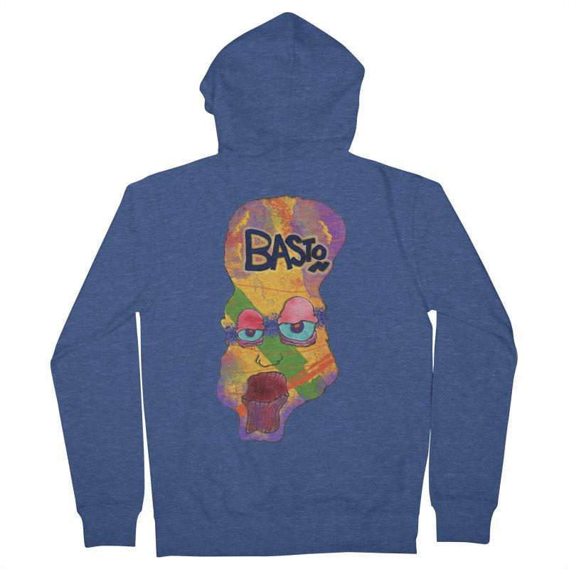 Big Head! Women's Zip-Up Hoody by Baston's T-Shirt Emporium!