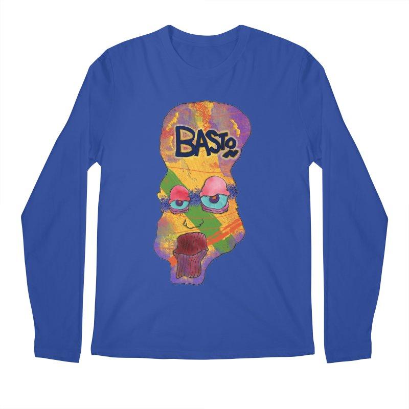 Big Head! Men's Longsleeve T-Shirt by Baston's T-Shirt Emporium!