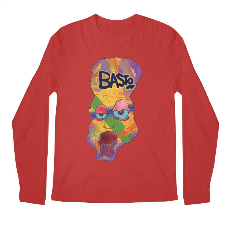 Big Head! Men's Regular Longsleeve T-Shirt by Baston's T-Shirt Emporium!