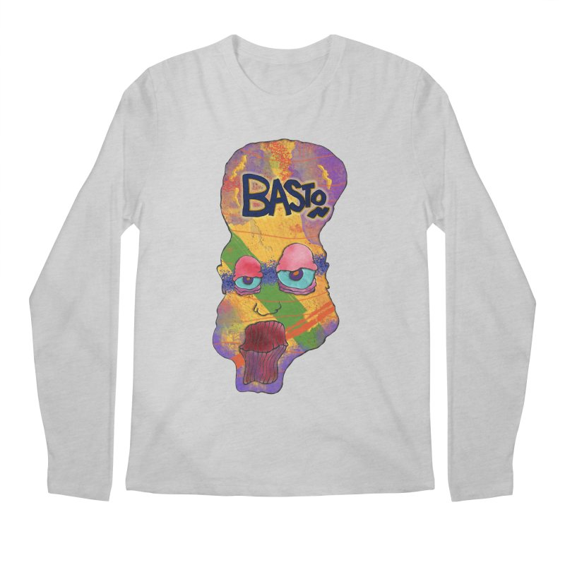 Big Head! Men's Regular Longsleeve T-Shirt by Baston's T-Shirt Emporium!