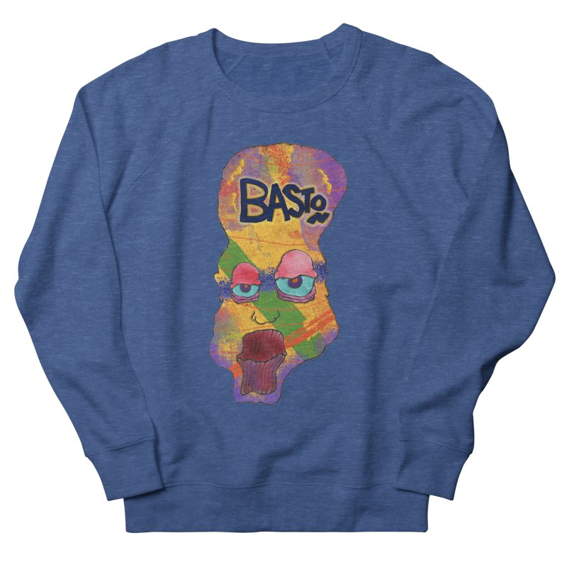 Big Head! Women's French Terry Sweatshirt by Baston's T-Shirt Emporium!