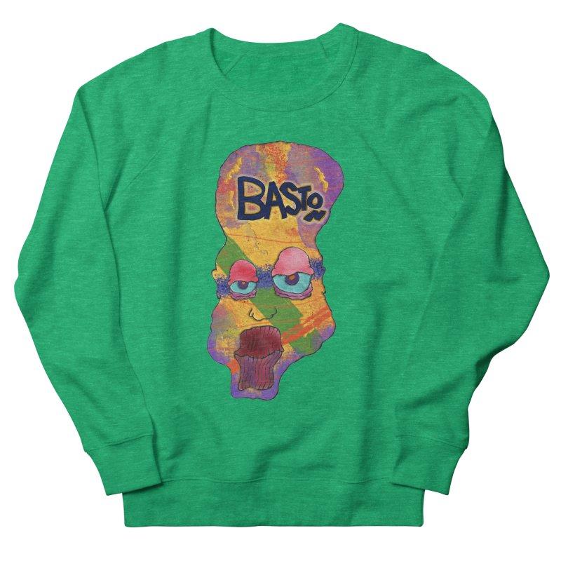 Big Head! Men's French Terry Sweatshirt by Baston's T-Shirt Emporium!