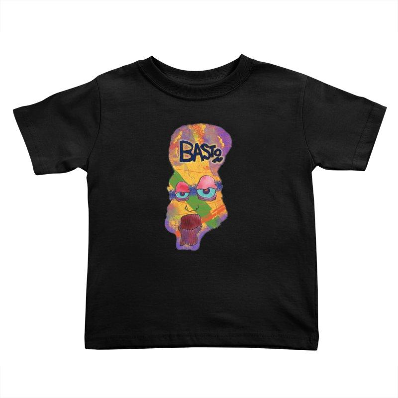 Big Head! Kids Toddler T-Shirt by Baston's T-Shirt Emporium!