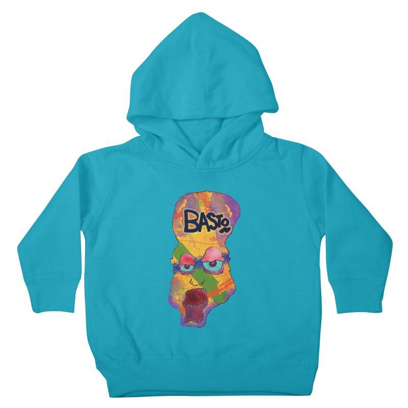 Big Head! Kids Toddler Pullover Hoody by Baston's T-Shirt Emporium!