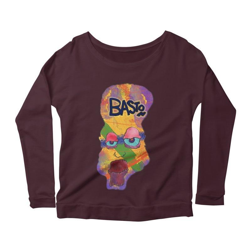 Big Head! Women's Longsleeve T-Shirt by Baston's T-Shirt Emporium!