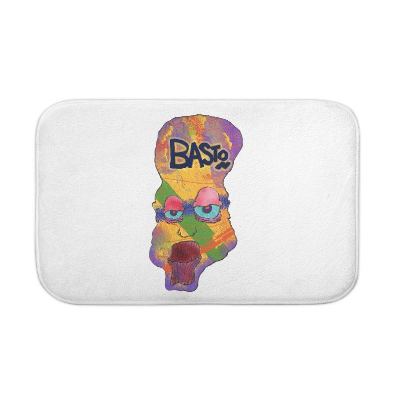 Big Head! Home Bath Mat by Baston's T-Shirt Emporium!