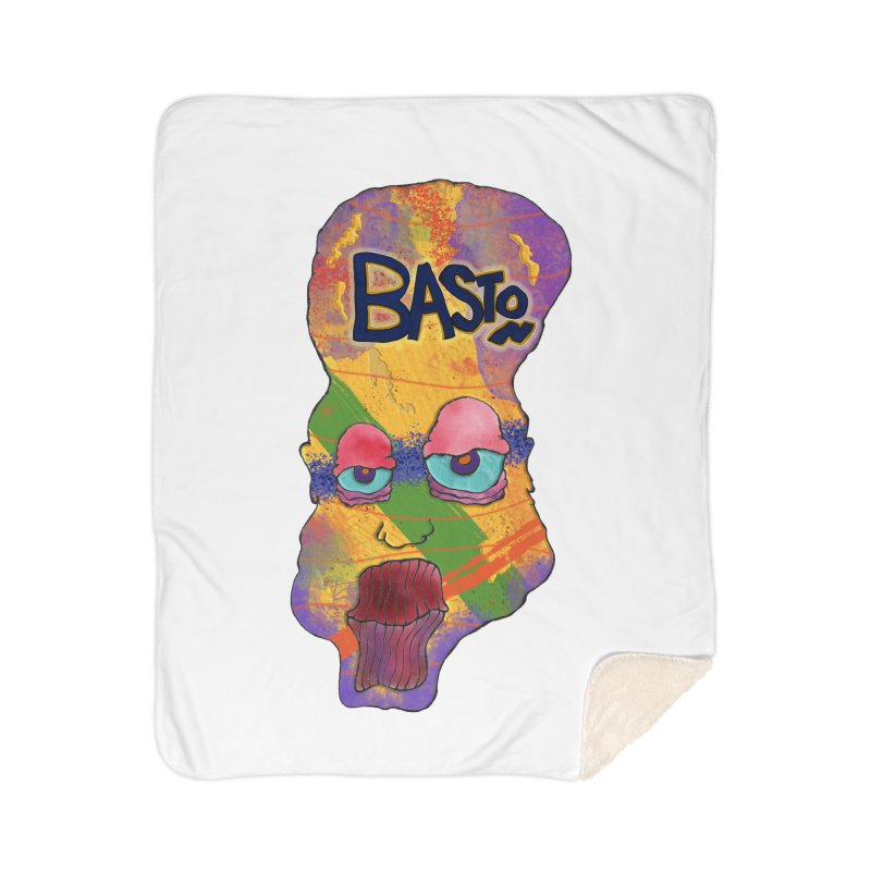 Big Head! Home Sherpa Blanket Blanket by Baston's T-Shirt Emporium!