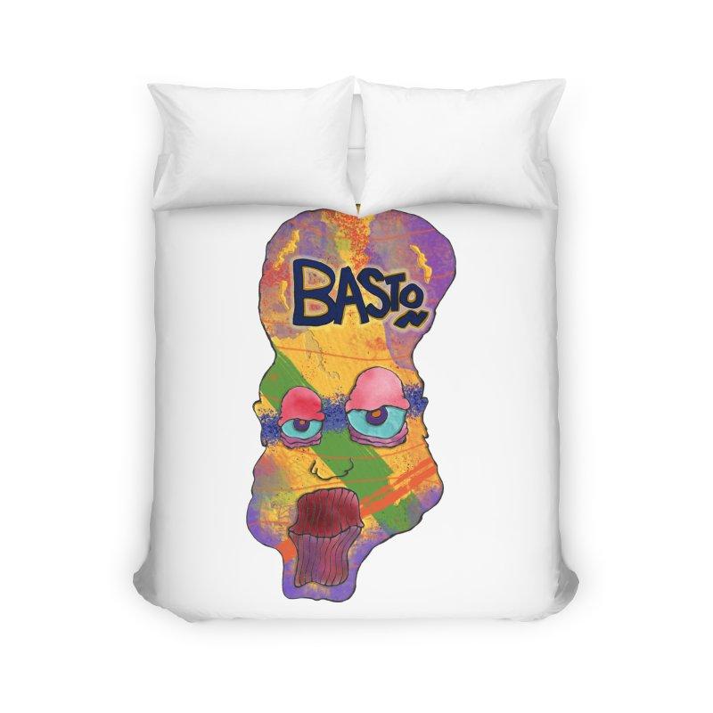 Big Head! Home Duvet by Baston's T-Shirt Emporium!