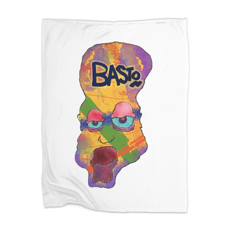 Big Head! Home Blanket by Baston's T-Shirt Emporium!