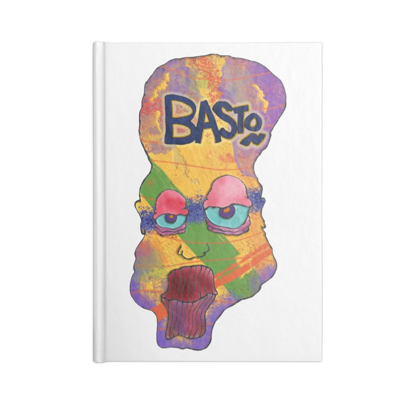 Big Head! Accessories Notebook by Baston's T-Shirt Emporium!