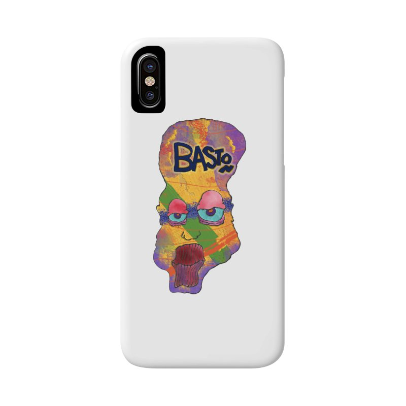 Big Head! Accessories Phone Case by Baston's T-Shirt Emporium!