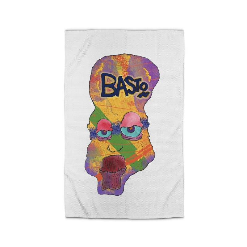 Big Head! Home Rug by Baston's T-Shirt Emporium!