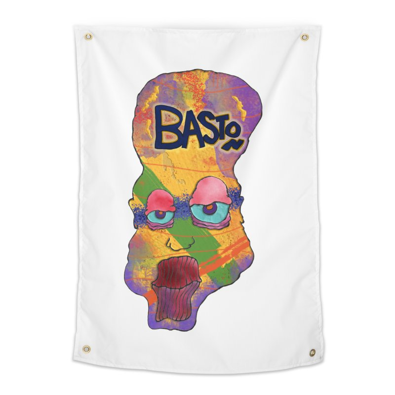 Big Head! Home Tapestry by Baston's T-Shirt Emporium!