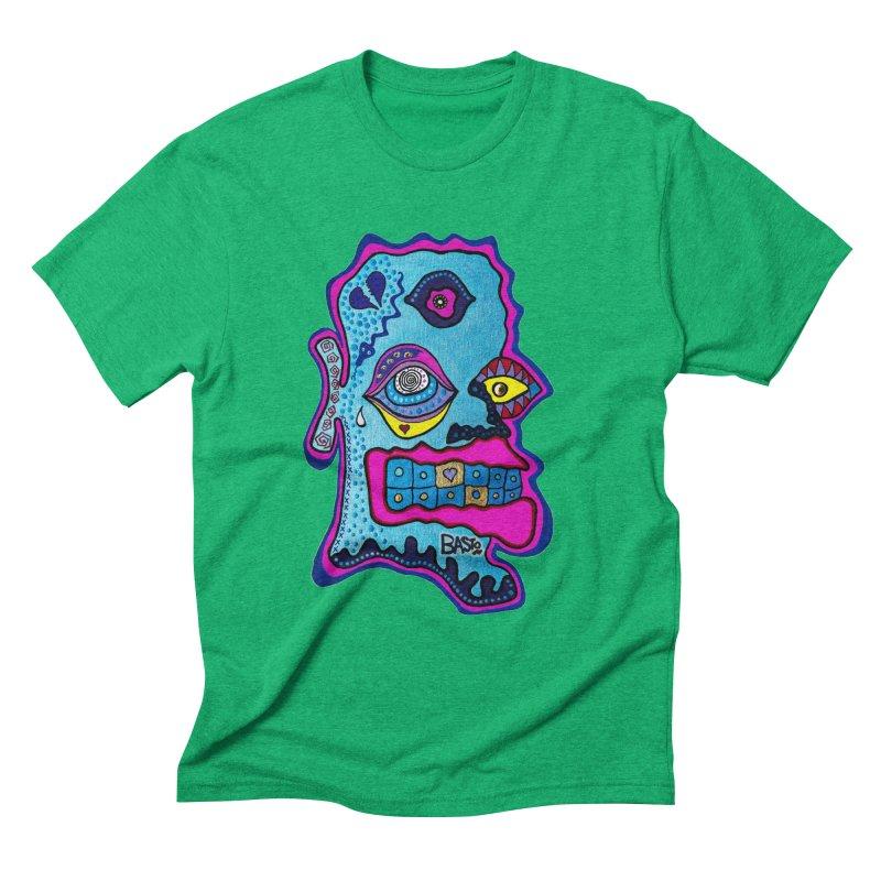 Baston De La Selva Men's T-Shirt by Baston's T-Shirt Emporium!