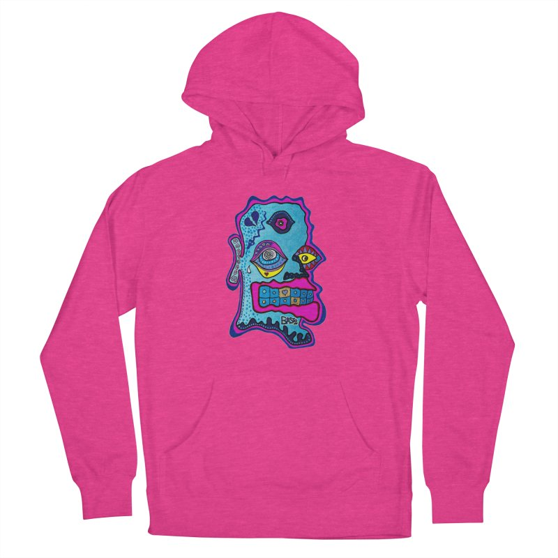 Baston De La Selva Men's Pullover Hoody by Baston's T-Shirt Emporium!