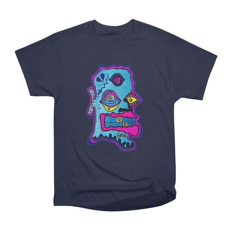 Baston De La Selva Men's Heavyweight T-Shirt by Baston's T-Shirt Emporium!