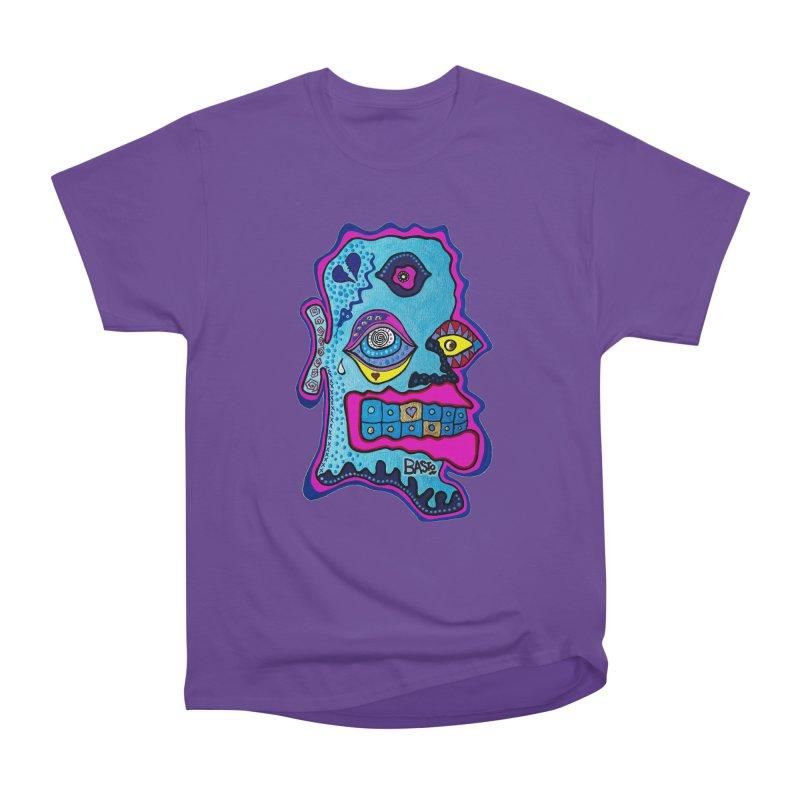 Baston De La Selva Women's Heavyweight Unisex T-Shirt by Baston's T-Shirt Emporium!